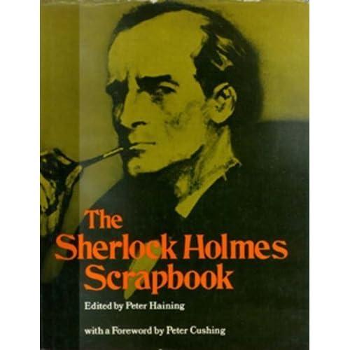 Sherlock Holmes Scrapbook