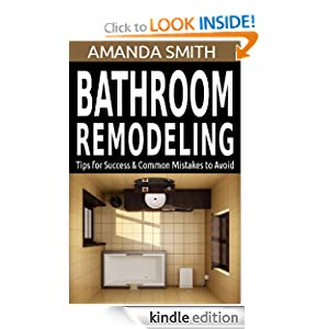 Bathroom Remodeling Tips for Success & Common Mistakes to Avoid (Bathroom DIY Series)