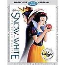 Snow White & The Seven Dwarfs [Blu-ray]
