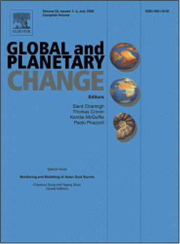 Spatial And Temporal Variability Of Sea Ice In The Laptev Sea: Analyses And Review Of Satellite Passive-Microwave Data And Model Results, 1979 To 2002 [An Article From: Global And Planetary Change] front-381446