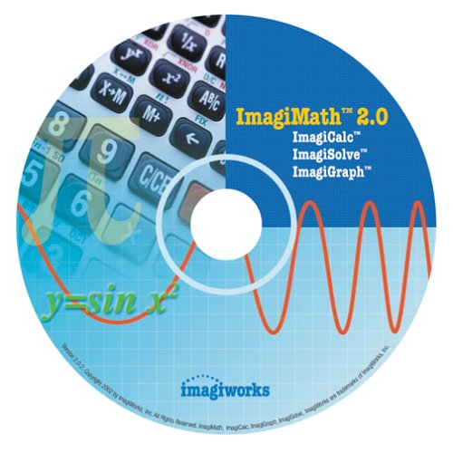 PalmOne ImagiMath Graphing Calculator Software SuiteB0000A1WHX