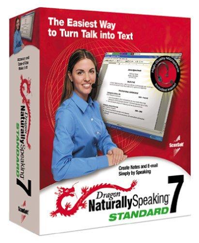 Dragon Naturally Speaking 7 Standard