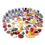 101 Piece Play Food Assortment