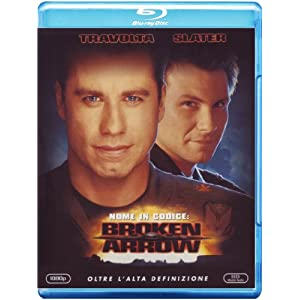 Nome in codice: Broken arrow [Blu-ray] [Import italien]