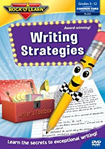 Rock 'N Learn: Writing Strategies [Import]