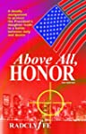 Above All, Honor (Honor Series Book 1)