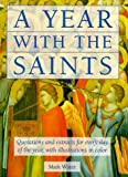 A Year With the Saints (0517194503) by Water, Mark