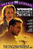 echange, troc The English Patient [Import USA Zone 1]