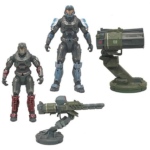 Buy Low Price McFarlane Halo Reach Warthog Accessory Box Assortment Set Figure (B004ECPKAK)