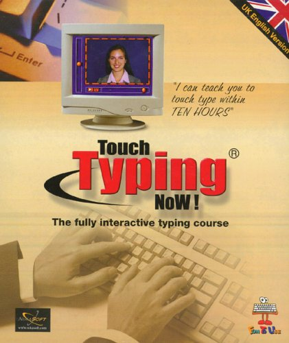 Touch Typing Now