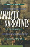 Analytic Narratives (0691001294) by Bates, Robert H.