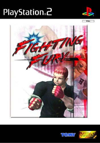 Fighting Fury  (PS2)