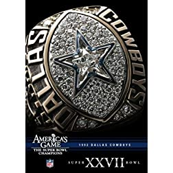 NFL America's Game: 1992 COWBOYS (Super Bowl XXVII)
