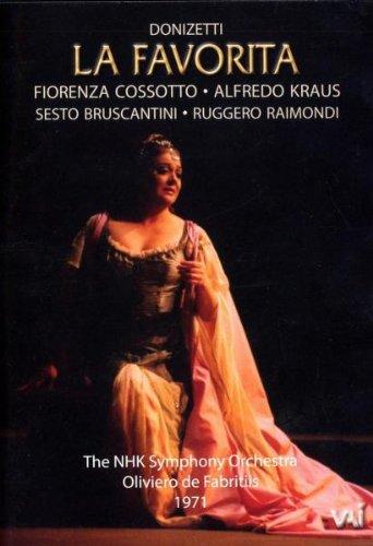 La Favorita(Kraus - Raimondi) - Donozetti - DVD