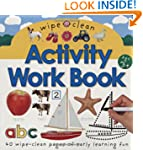 Wipe Clean Activity Work Book