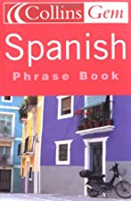 Collins Gem Easy Learning Spanish Phras by Collins UK