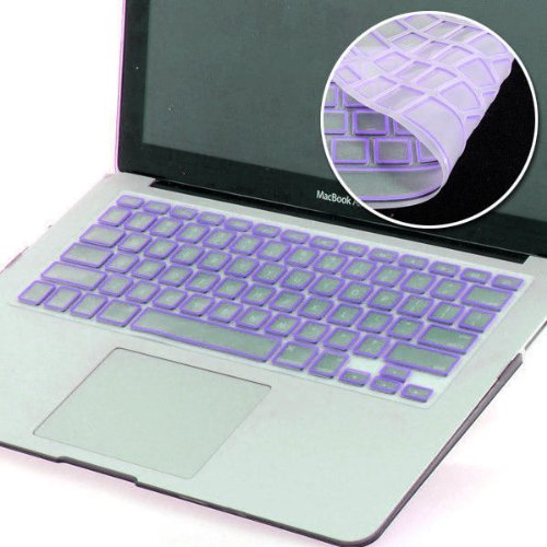 #1  TNT - Keyboard Cover Ultra Thin Thermoplastic Skin for MacBook Pro 13