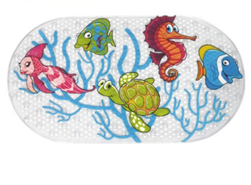 Pretty Mats Practical Suction Cup Bath Rugs For Sale A22 (39 By 70cm)