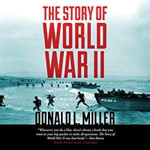 The Story of World War II Audiobook