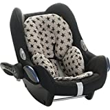 Reducer Cushion Infant Head & Baby Body Support Antiallergic Dark Sky Janabebe