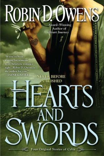 Image of Hearts and Swords: Four Original Stories of Celta (A Celta Novel)