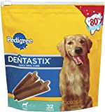 Pedigree Dentastix Oral Care Treats for Dogs, Large, 1.72 lbs
