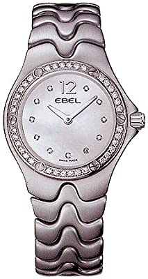 Ebel Sport Wave Ladies Watch #9956k24/9811