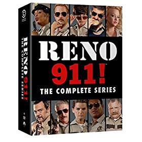 RENO 911: The Complete Series on DVD