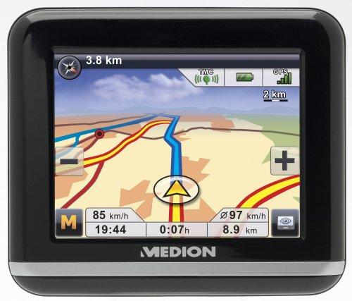 Medion GoPal E3210 PND Navigationssystem (8,9