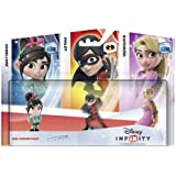 Disney Infinity Girls 3-Figure Power Pack (PS3/Xbox 360/Nintendo Wii/3DS/Wii U) (UK Import)