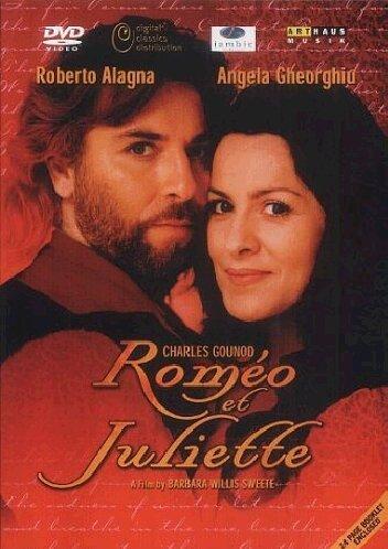 Gounod: Romeo et Juliette -- film version [DVD] [2003]