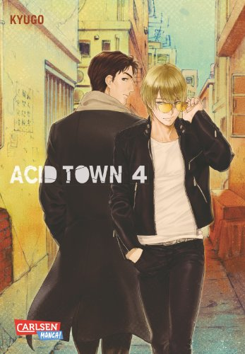 Acid Town, Band 4