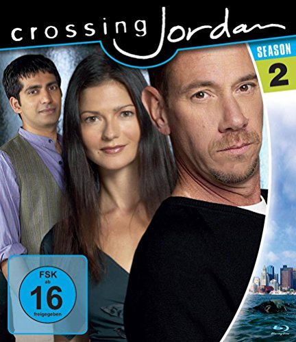 Crossing Jordan - Staffel 2 [Blu-ray]