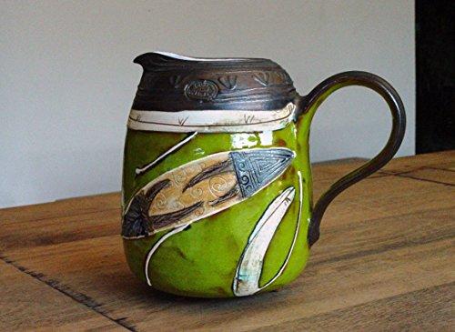 pottery-water-pitcher-ceramic-wine-jug-danko-art-pottery