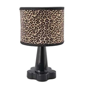 led battery operated mini desk table lamp light shade. Black Bedroom Furniture Sets. Home Design Ideas