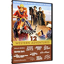 Western Adventures - Family Film Collection