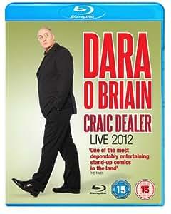 Dara O Briain: Craic Dealer - Live 2012 [Blu-ray]