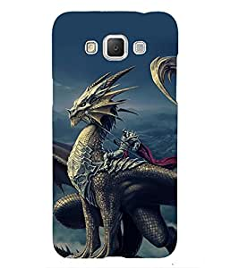 Fuson Premium Back Case Cover Animated animal With Multi Background Degined For Samsung Galaxy Grand 3 G720::Samsung Galaxy Grand Max G720