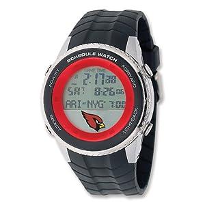 Mens NFL Arizona Cardinals Schedule Watch by 14k co.