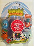 Moshi Monsters: Moshlings Series 4 Figure set H