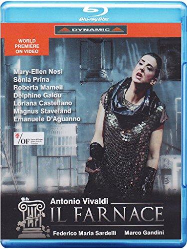 Vivaldi: Il Farnace (Teatro del Maggio Musicale Fiorentino, 2013) [Blu-ray]