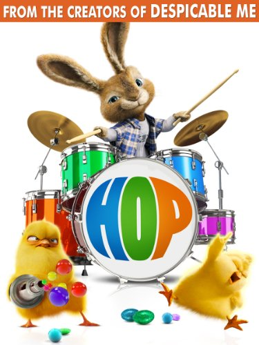 Movie Spotlight: Just In Time For Easter, It's Hop!