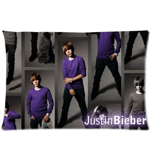 Justin Bieber Pillow Cases front-1054064