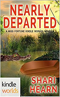 The Miss Fortune Series: Nearly Departed by Shari Hearn ebook deal