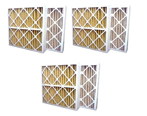 3 Pack High Quality Genuine MERV 11 Pleated Furnace Filters - 16x25x4 5.0 average based on 2 ratings 5 2 4 0 3 0 2 0 1 0 Would recommend Good value Good quality
