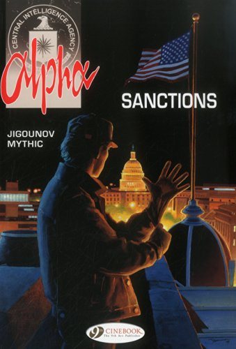Alpha, Tome 4 : Sanctions (Cinebook)