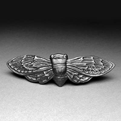 Cicada Graphite Sculpture