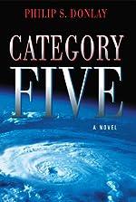 Category Five: A Novel (Donovan Nash Series)