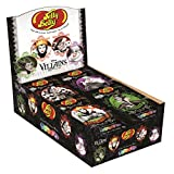 Jelly Belly - Disney Jewel Jelly Bean Mix from the Vile Villains Collection - 24 bags 1 oz each