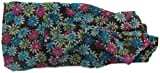 Floral Print Elasticated Head Band with Large Floral Print Bow.
